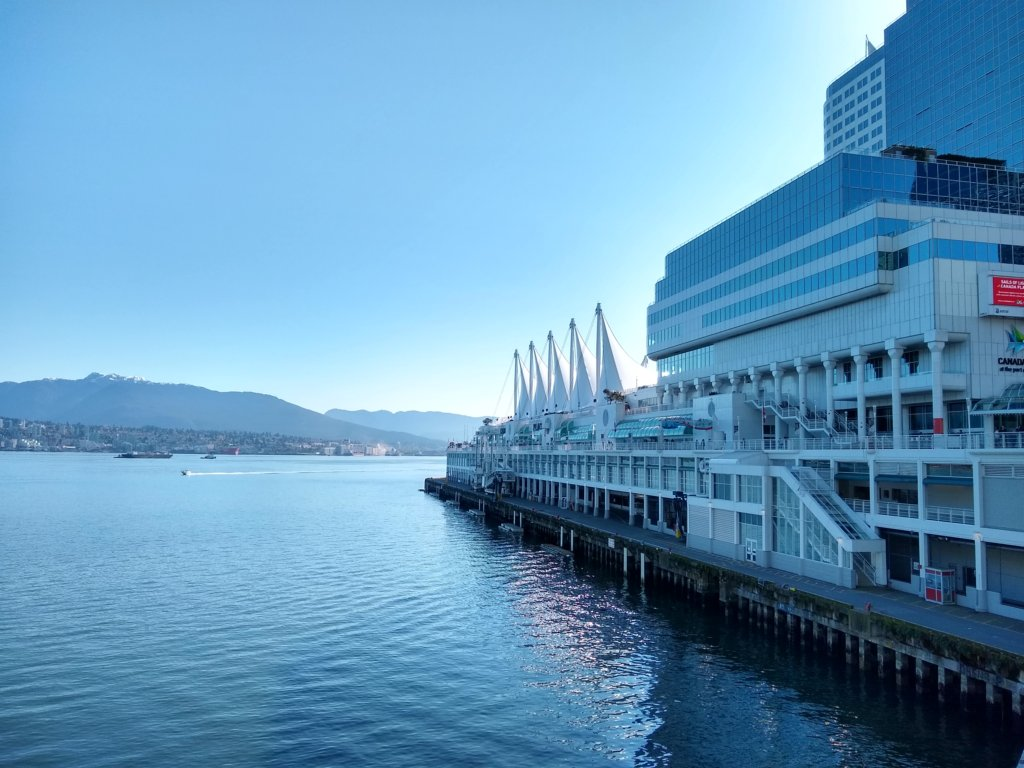 east vancouver convention center